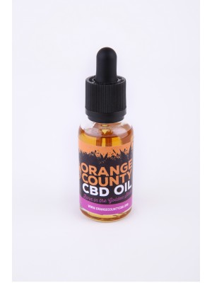 Orange County cbd drops 10% strength 1000mg