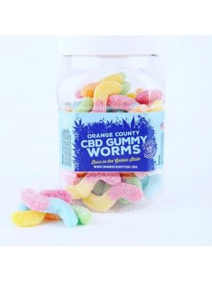 Orange County 10mg full spectrum daily vitamin gummy bears x15